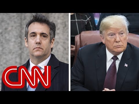 Trump: Cohen prosecutors are trying to embarrass me