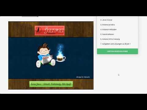 Java Lernen Online