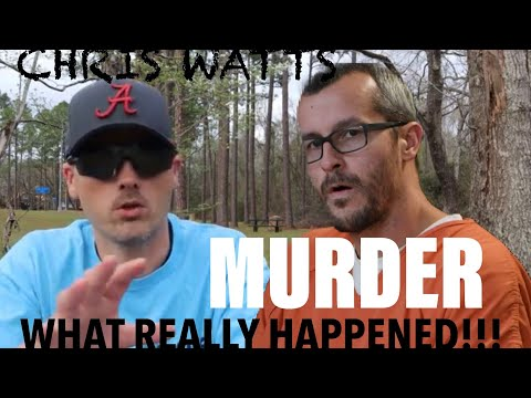 Chris Watts - The First Timeline