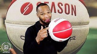 SEASON Creator Premium Basketball performance product review | Wilson Evolution Vs SEASON creator