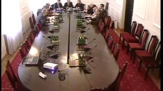 Posiedzenie Parlamentarnego Zespołu na rzecz budowy S6 - 6.11.2014