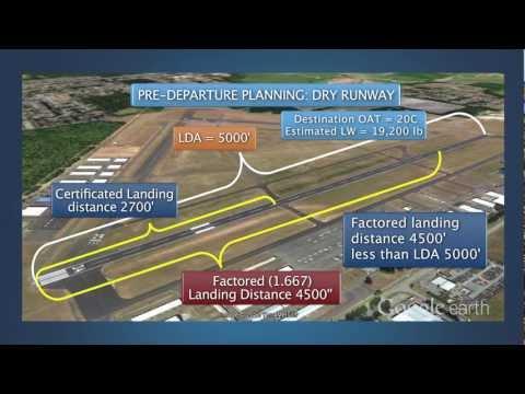 Landing Distance Assessment