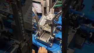 Semi- Automatic Door Hinge Assembly Machine