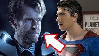 Future Batman First Look! Superman Meets Superman! - Crisis on Infinite Earths Promo Breakdown