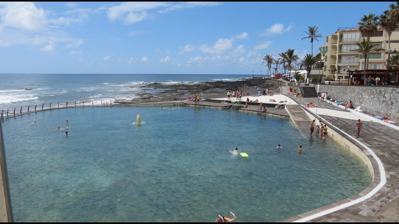 Punta del hidalgo piscina natural natural pool for Piscinas naturales jover tenerife