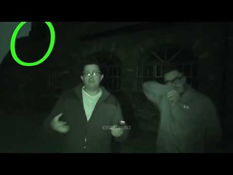 5 Страшных Призраков и фантомов снятых на камеру