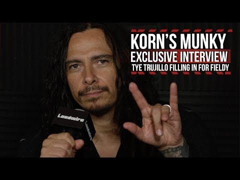 Korn's Munky: Tye Trujillo Is an 'Exact Duplicate of His Dad in Every Way'