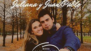 Juliana y Juan Pablo