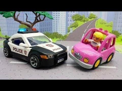 Мультики для детей с машинками - девчачья машина. Новые игрушечные мультфильмы 2020 года.