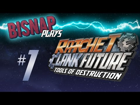 Let's Play Ratchet & Clank Future: Tools of Destruction - Episode 1