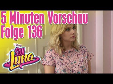 5 Minuten Vorschau - SOY LUNA Folge 136 || Disney Channel