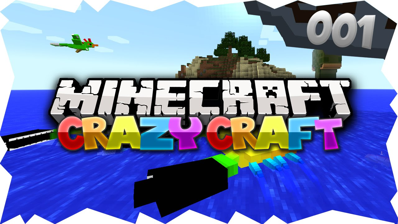 crazy craft minecraft download pc
