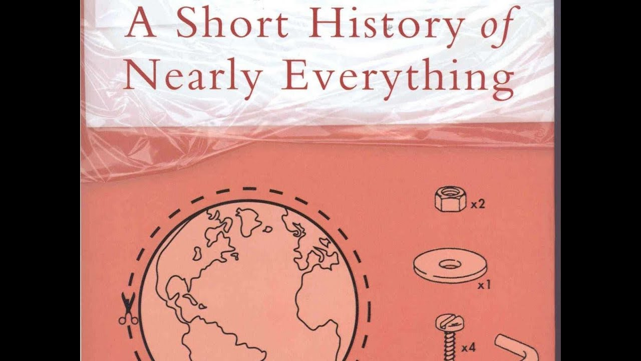 a comparison of a short history of nearly everything by bill bryson and frankenstein by mary shelley Science & science fiction in literature born on august 30th 1797 mary shelley's masterpiece, frankenstein, was published when short history of nearly everything.