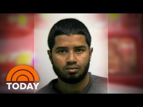 New York Port Authority Bomber Akayed Ullah: I Did It In The Name Of ISIS | TODAY