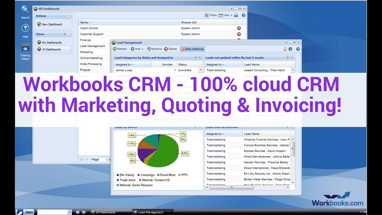 How to track customer support and service with Workbooks CRM #crm ...