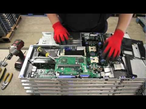 Computer Recycling and E-Waste Management Solutions By Liquid Technology