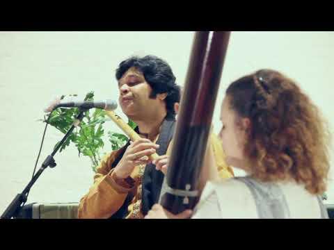 Rakesh Chaurasia & Sandip Bhattacharya / raga Kaunsi Kanada