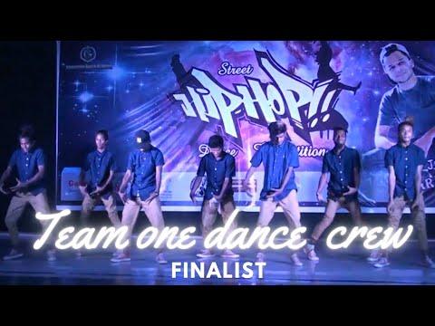 Team One Dance Crew   Finalist   Street Hip-Hop Dance Championship   Raigarh (C.G.)