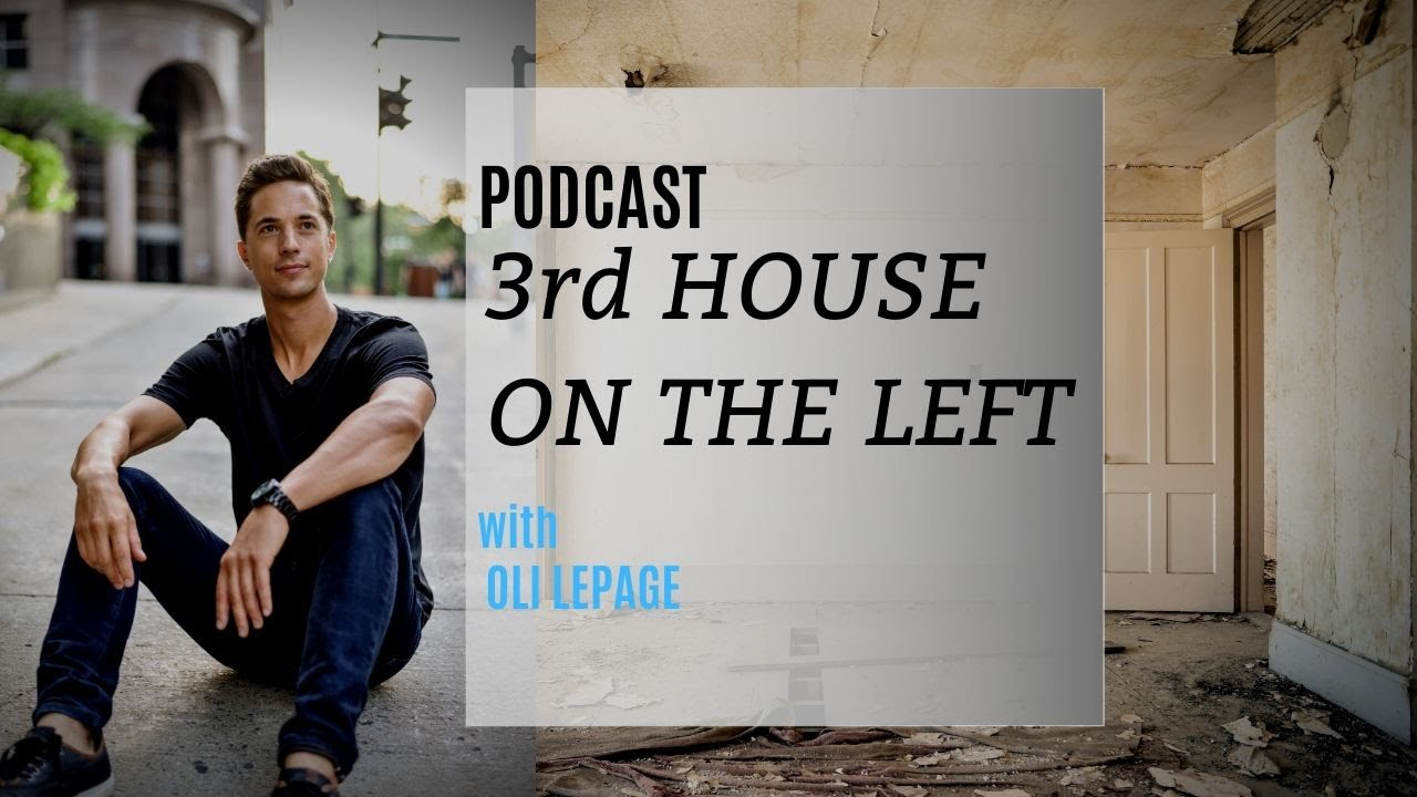 Podcast 3rd House on the Left with guest Justin Colby
