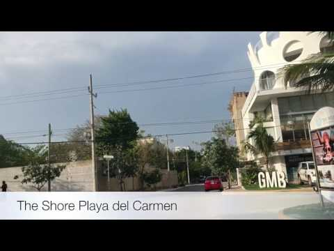 Sunspot The Shore (Condo development in Playa del Carmen Mexico)