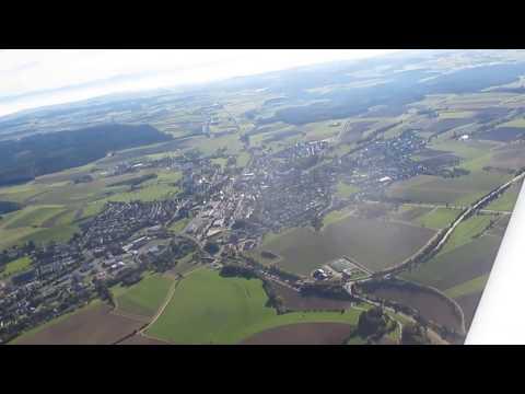 Messkirch -Überflug-Luftbild-Luftaufnahme-Luftfilm.