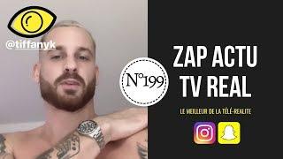 [ ZAP ACTU TV REAL ] N°199 du 08/08/2019 - Raphael :