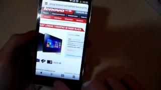 Обзор Lenovo A536 (Дизайн, Производительность, Камера) (HD)