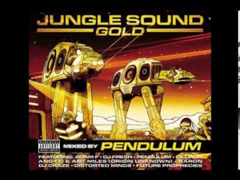 Jungle Sound Gold - Mixed by Pendulum ( Full Mix )