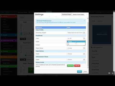 enCOMPASS - settings
