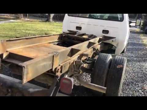 Building A Stake Body Truck Bed Part 2