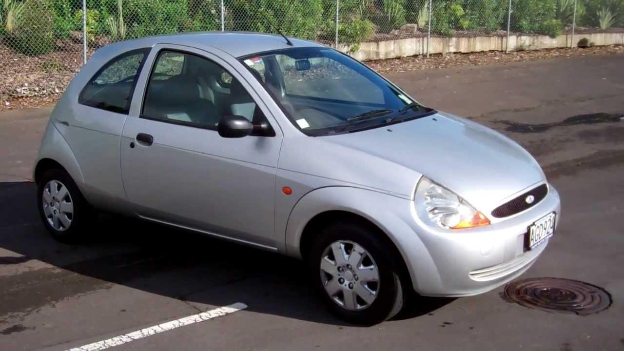 2001 ford ka kiwi new hatch 1 reserve cash4cars cash4cars sold youtube. Black Bedroom Furniture Sets. Home Design Ideas