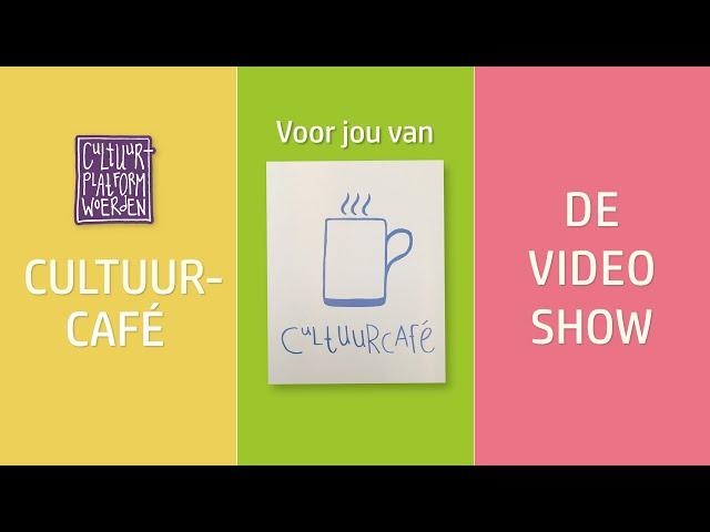 afl. 29 - week 39 - Het manifest - CULTUURCAFÉ - DE VIDEO SHOW