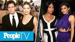 Kylie Jenner On Jordyn Woods & Tristan Thompson, Charlie Sheen On 'Hooker' Story | PeopleTV