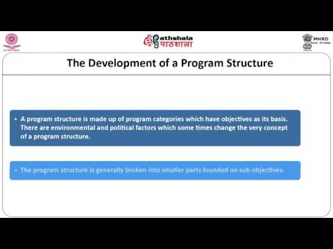 Programme Planning Budgeting Systems 11