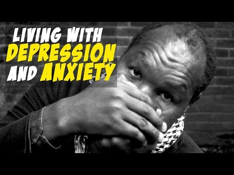 How to get rid of depression and anxiety