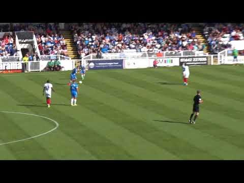 Highlights: Hartlepool United 1 Dagenham & Redbridge 0