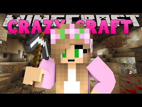 Minecraft- CRAZY CRAFT 3.0 - LITTLE KELLY TRANSFORMER