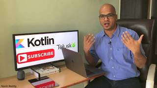 Kotlin : Officially First Class Language For ANDROID