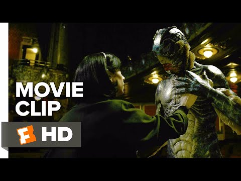 The Shape of Water Movie Clip - Movie Theater (2017) | Movieclips Coming Soon