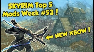 Skyrim Remastered Top 5 Mods of the Week #53 (Xbox One Mods)