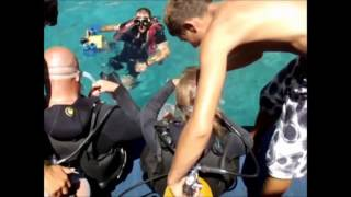 Дайвинг (Scuba Diving) | Diving in Kemer | Diving in Antalya | дайвинг в турции(, 2015-02-10T15:54:04.000Z)