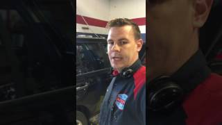 2007 Range Rover Air Suspension Problems