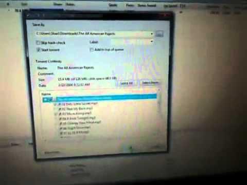 How to Get LimeWire (TPB) Vuze and UtorrentKaynak: YouTube · Süre: 3 dakika53 saniye