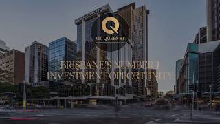 410 Queen Street | Brisbane's #1 Investment Opportunity