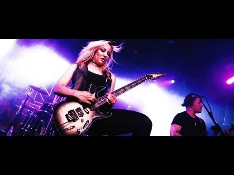 NITA STRAUSS - Mariana Trench (Live Music Video)
