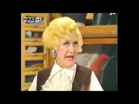 Bloopers with Mollie Sugden , Frank Thornton & Nerys Hughes