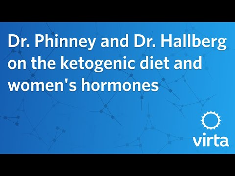 Dr. Phinney And Dr. Hallberg On The Ketogenic Diet And Women's Hormones