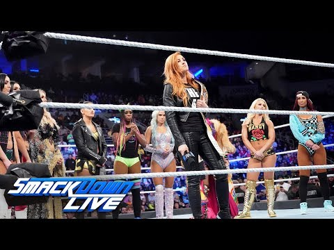download Becky Lynch chooses her replacement to face Ronda Rousey: SmackDown LIVE, Nov. 13, 2018