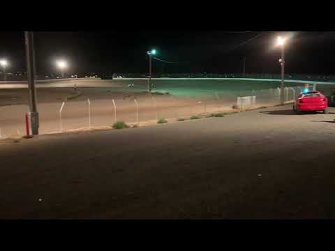 Pahrump valley speedway micro sprints 8/3 heat race