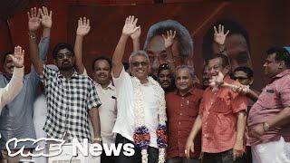Easter Bombings Have Sri Lankans Voting for an Alleged War Criminal